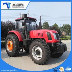 landbouwbedrijf 180HP 4*4WD/Agri/de Machine van de Bouw/van de Landbouw/de Tractor van het Wiel