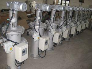 自動自浄式の吸込フィルタシステム