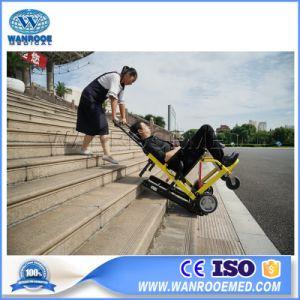 Ea-8fpn escalera escalera silla eléctrica de evacuación en camilla silla de ruedas de energía de escalada