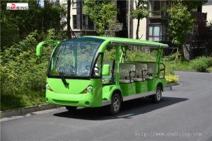 Elevadores eléctricos de alta capacidade de Longo Alcance de modelo de automóvel de turismo Dys-Da14 para Resort