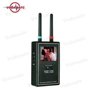 De mini Draadloze Detector van de Telefoon van de Jager van de Camera van Detectormini van de Camera van de Jager van de Camera Draadloze Mobiele Volledige Band VideoScanner 900 Mhz - 3.0 GHz, 5.0 - 6.0 GHz