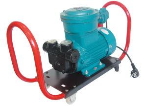 Топливный перекачивающий насос Ex-Proof переменного тока для дозаправки (YB-60FB)
