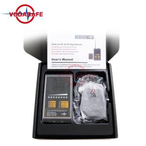 L'audio rivelatore professionale della macchina fotografica della spia della ricevente efficiente identifica la macchina fotografica nascosta WiFi
