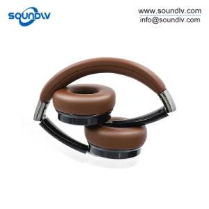 Mejor calidad de la tecnología inalámbrica Bluetooth auriculares estéreo a través de auricular