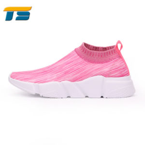 Comprar directamente de fábrica China Material Casual zapato malla