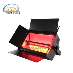 LED 240X3w RGBWフラッシュDJのディスコの段階LEDのストロボライト