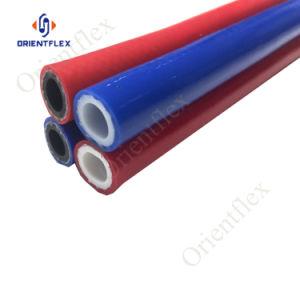 Flexible de PVC de doble tubo de línea doble de acetileno/tubería