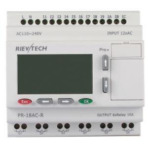 プログラム可能な論理のコントローラPLC (プログラム可能なリレーPR-18AC始動機キット)のための工場価格
