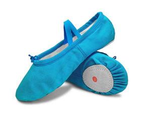 Las niñas/lienzo de la mujer Zapatos de Baile Ballet Danza Ballet Disfraces
