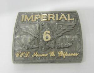 特別な形(045)のダイカスト3Dの金属の挑戦骨董品の青銅カラー馬の記念する硬貨を