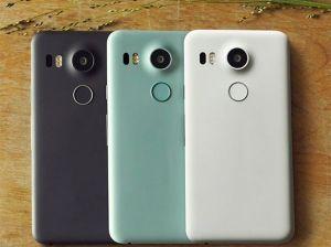 Van de samenhang 5X de In het groot Androïde Originele Geopende Korea Slimme Telefoon van Cellphone H791