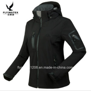 El invierno impermeable transpirable, impermeable anorak mujer chaqueta Softshell