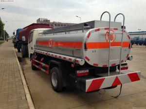 JAC Foton Isuzu 4X2移動式給油のトラック小さい10000リットルの