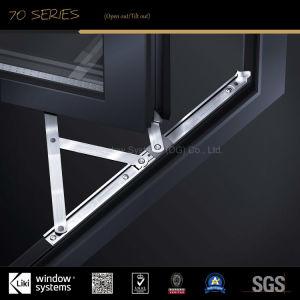 알루미늄 단면도 및 최고 기계설비 부속품에 있는 EU 기준을%s 가진 알루미늄 Windows