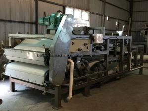 Máquina de desidratação de lamas de águas residuais