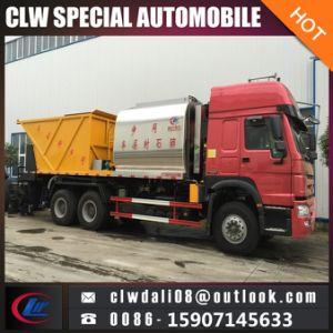HP асфальт Macadam HOWO 336 Synchronous кузова грузовика из Китая
