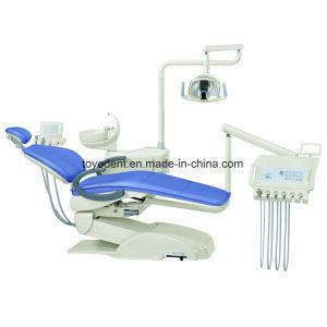 Equipo Dental de alto estándar de la unidad de la Presidencia con silencioso Motor DC