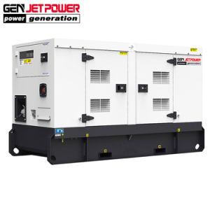 45kVA 60kVA 80kVA tipo Denyo Janelas Insonorizadas gerador diesel silenciosa Preço na Índia
