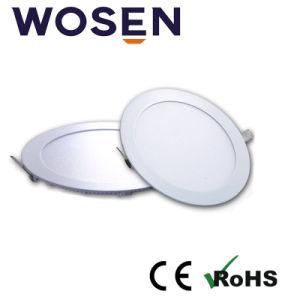 알루미늄 방산 6W 원형 LED 천장 램프