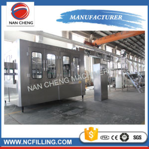 O sumo de frutos de laranja de manga a linha de produção de máquinas de enchimento