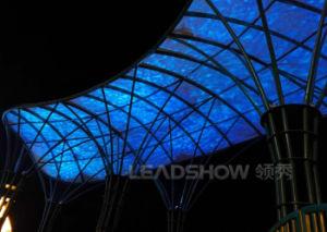 200W RGB LED屋外のProjecton水波ライト
