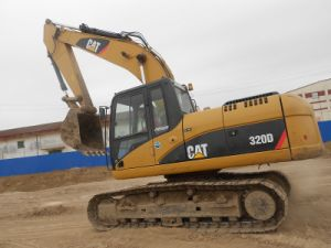Cat excavateur 320D de seconde main de haute qualité Modèles d'excavatrice Caterpillar