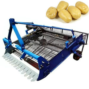 La Chine la vente de machine de récolte de pommes de terre d'arachide récolteuse