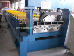 8 tonnes Uncoiler machine à profiler de pont de plancher en acier