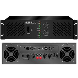 Amplificatore di potere professionale dell'altoparlante di serie di qualità E-21100