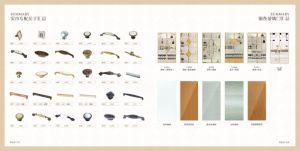 Proveedor de la fabricación de cocina armario personalizado