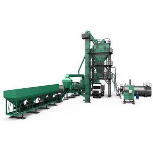 Asphalt-Trommel-heißer Mischungs-Pflanzenbitumen-Maschinerie-Asphalt-Mischanlage