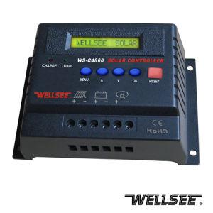50A 48V het Controlemechanisme van het Zonnepaneel WELLSEE ws-C4860
