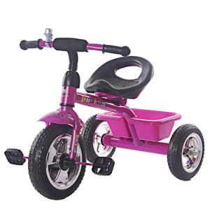 Triciclo bebé Fabricante Pedal simples de 3 Crianças da Roda de triciclo