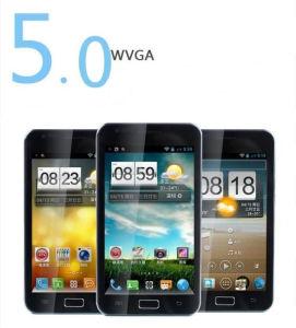 New Fashion 5 com sistema Android 4.03 Mtk 6575 com Núcleo Duplo Duplo SIM GPS Bluetooth Tablet PC