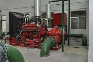 ULのリストの遠心消火活動の水ポンプ