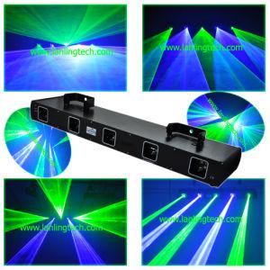 Лазерное шоу системы 5 ГБ головки блока цилиндров