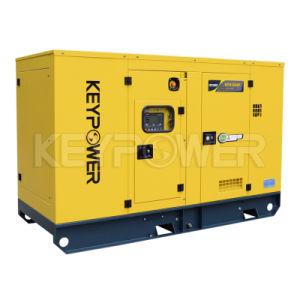 AC 220V 1500rpm 20 kVA Stille Diesel Reeks van de Generator