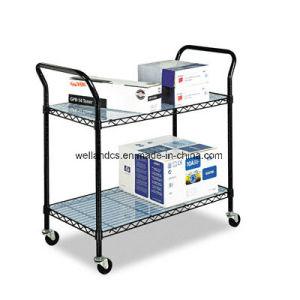 قابل للتعديل معدن سلّة من /Basket حامل متحرّك لأنّ مبرد/تخزين ورقيّة ([تر7535902كو])