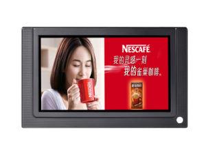 7  운동 측정기를 가진 전시를 광고하는 선반 가장자리 LCD