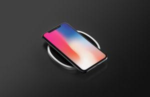 El caso del Banco de carga cargador inalámbrico para el iPhone 6/6s/6plus/7plus