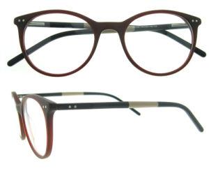 Het nieuwe Oogglas Eyewear van het Frame van de Glazen van de Acetaat van de Manier Optische