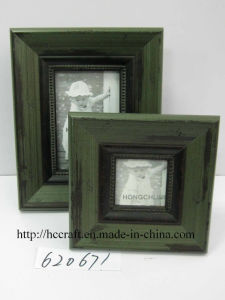 New Style에 있는 나무로 되는 Compo Tabletop Easel Photo Frame