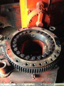 El Centro de anillo de rotación de 330