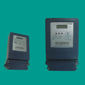 Dss2800/Dts2800 Трехфазный блок счетчик электроэнергии