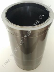 De Koker van de Cilinder van de Delen van de Dieselmotor van de vrachtwagen voor Daf wordt gebruikt (XF105/MX265/300/340/375 die)