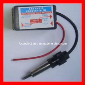 Convertidor de auto-radio receptor de radio FM para japonés (GULFA) 12V
