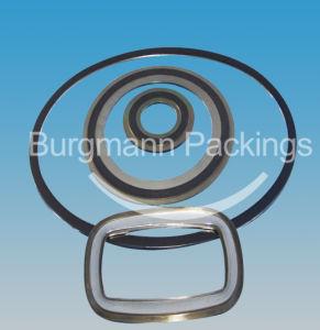 Joint enroulé en spirale avec ou sans intérieur/extérieur de la bague de guidage