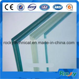 4.38-52mm Vidro laminado temperado para edifício de vidro da porta do Windows