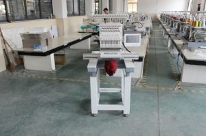 Dahaoの制御システムが付いているHoliauma 3Dの刺繍機械単一ヘッド