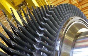 증기 터빈을%s 공급 고품질 터빈날